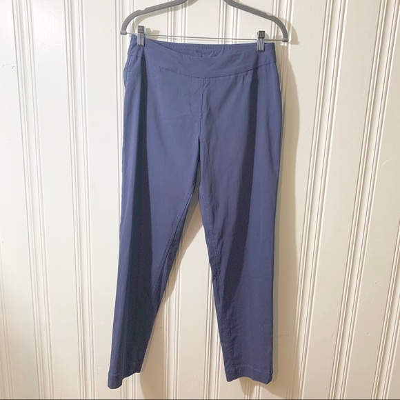 Soft Surroundings Pants - Soft Surroundings Stretch Pull On Ankle Pant S